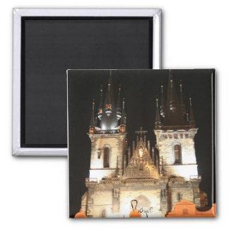 Praga, Imán