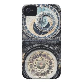 Praga Orloj Case-Mate iPhone 4 Cárcasas