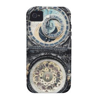 Praga Orloj iPhone 4/4S Fundas