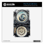 Praga Orloj iPod Touch 4G Skins