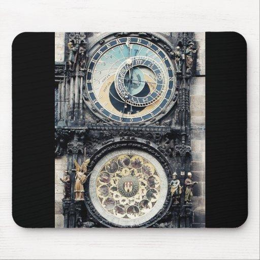 Praga Orloj Tapetes De Raton