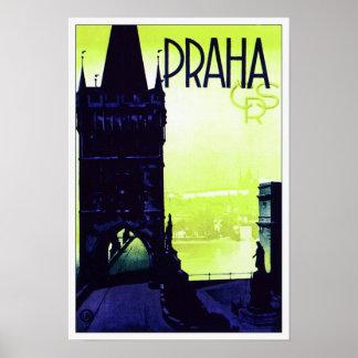 Praga (Praga) Posters