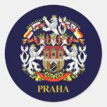 Praga (Praga) Pegatina