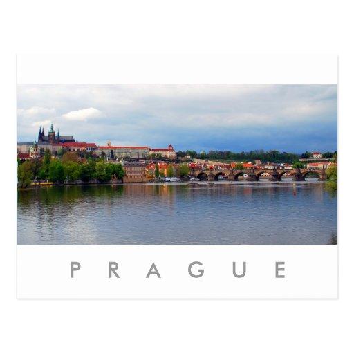 Praga Postales