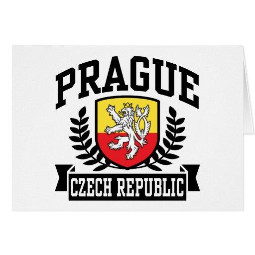 Praga Tarjeton