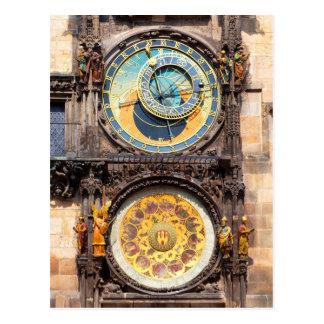 Prague 002A Post Card