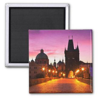 Prague 003A Magnet