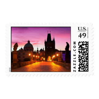 Prague 003A Postage
