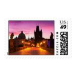 Prague 003A Stamps