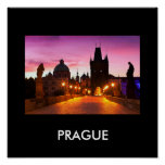Prague 003W Posters