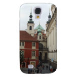 Prague Architecture Galaxy S4 Covers