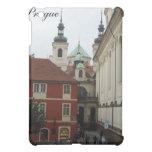 Prague Architecture iPad Mini Covers