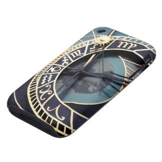 Prague Astronomical Clock iPhone 3 Tough Case