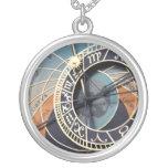 prague astronomical necklace