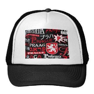 Prague Bohemia Trucker Hat