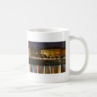 Prague by Night Coffee Mug