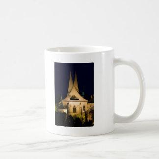 Prague by Night Coffee Mugs