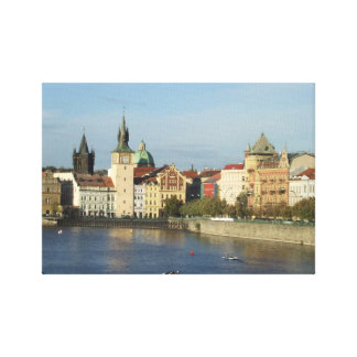 Prague Gallery Wrapped Canvas