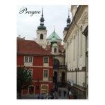 Prague Cards Postcard