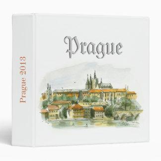 Prague Castle Binder