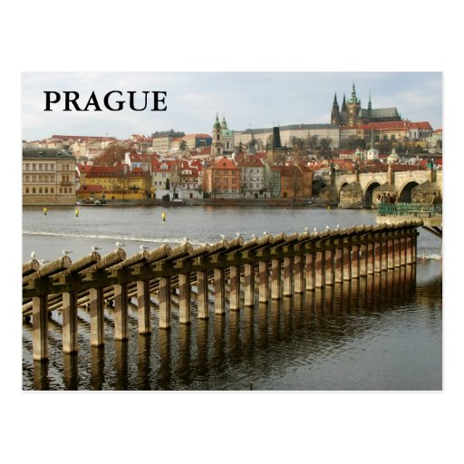 Prague – Castle II Post Cards