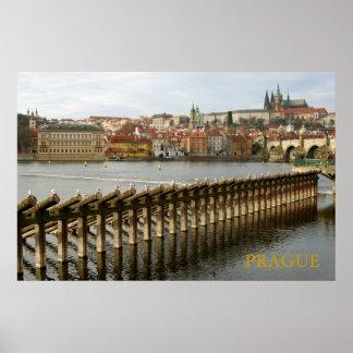 Prague – Castle II Poster