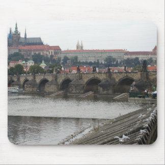 Prague Castle Mouse Pad