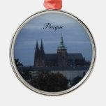 Prague Castle Ornament