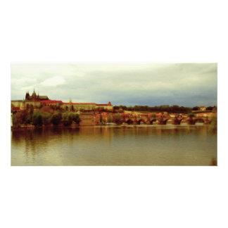 Prague Castle Photo Card