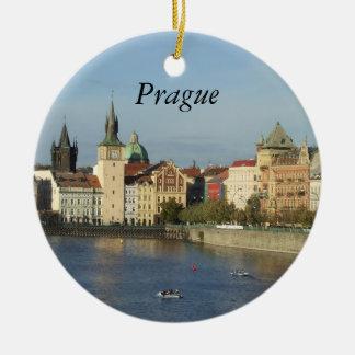 Prague Christmas Ornament Praha