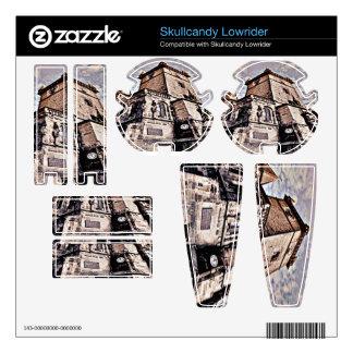 Prague City Hall Skullcandy Skins