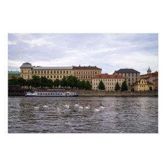 Prague Cityscape Photographic Print