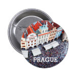 Prague, Czech Republic 2 Inch Round Button