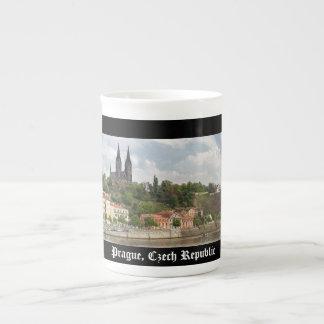 Prague Czech Republic Bone China Mug