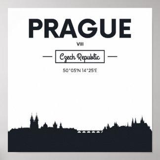 Prague, Czech Republic Poster