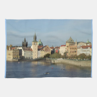 Prague Dishtowel Towels
