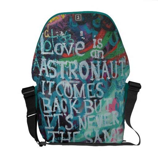 Prague Graffiti Messenger Bags
