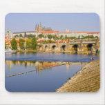Prague in Czech Republic Mouse Pads