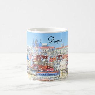 Prague in Pastels Mug