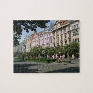 Prague Jigsaw Puzzle