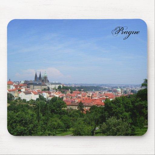 Prague Mousepad