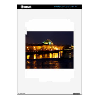 Prague National Theater iPad 3 Decal