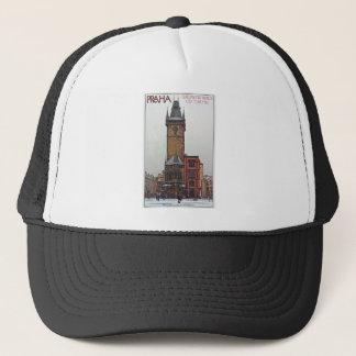 Prague - Old Town Hall Trucker Hat