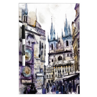 PRAGUE - Old town square1a.png Dry-Erase Board