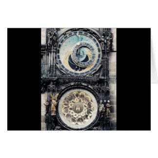 Prague Orloj Cards