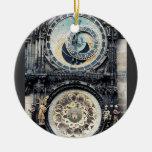 Prague Orloj Ornament