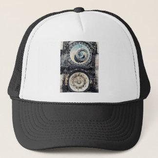 Prague Orloj Trucker Hat