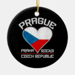 PRAGUE ornament