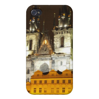 Prague Our Lady of Tyn iPhone 4/4S Cases
