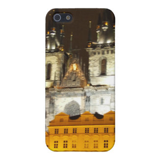 Prague Our Lady of Tyn iPhone 5 Cases